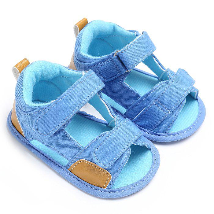 Sale C - 333 0 - 1 Year Old Baby Sandals Soft Bottom Toddler Shoes