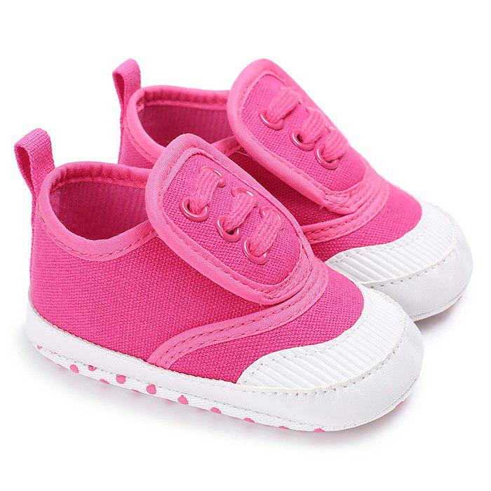 Fancy B104 Canvas Casual Soft Bottom Baby Toddler Shoes