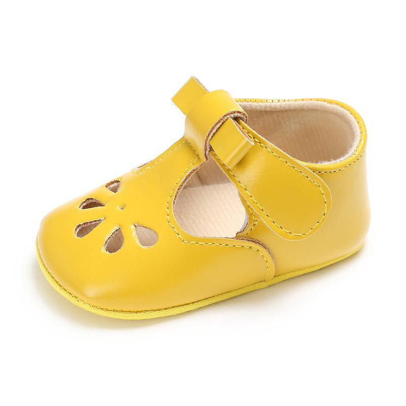 Chic C - 334 Female Baby Non-slip Toddler Shoes
