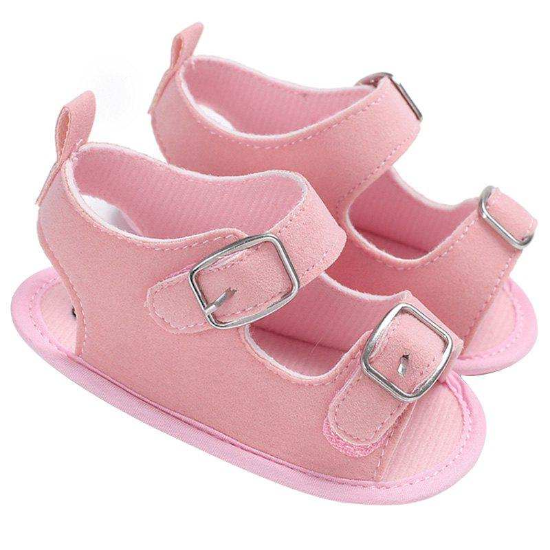 C - 463 Summer 0 - 1 Year Old Sandals Silicone Non-slip Baby Toddler Shoes
