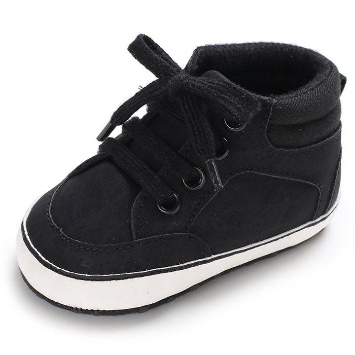 Sale C - 513 Boy Soft Bottom Non-slip Baby Toddler Shoes