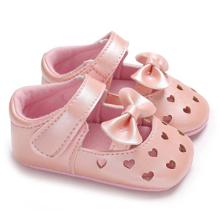 C - 478 Girl Princess Sandals Silicone Soles Non-slip Baby Toddler Shoes 0 - 1 Year Old