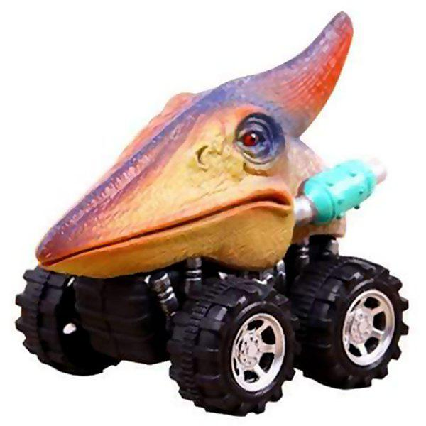 Store Dinosaur Model Car Toy