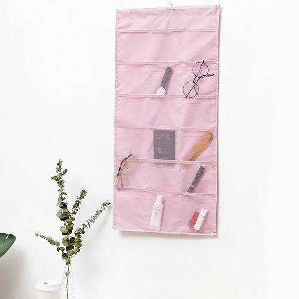 Outfits Double-sided Multigrid Underwear Storage Hanging Bag