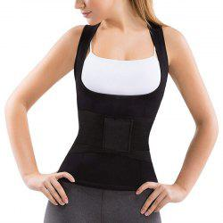 SQ06 Sports Wicking Body Abdomen Belt Corset Suit -