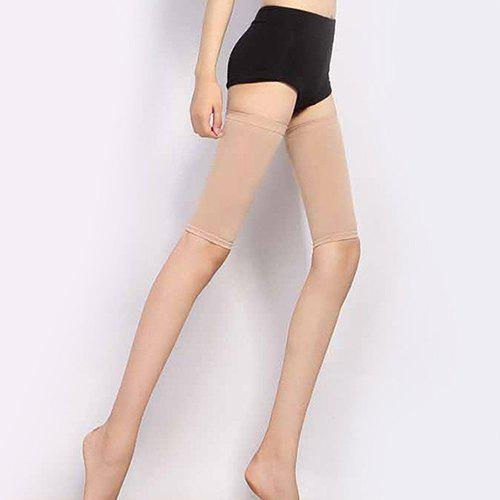 Outfit ZT50 Thin Thigh Fat Burning Stovepipe Pants Pressure Leg Socks