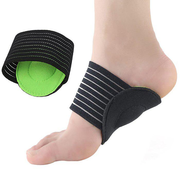 Trendy ZT07 Sports Fashion Breathable Insole Bandage Foot Cover