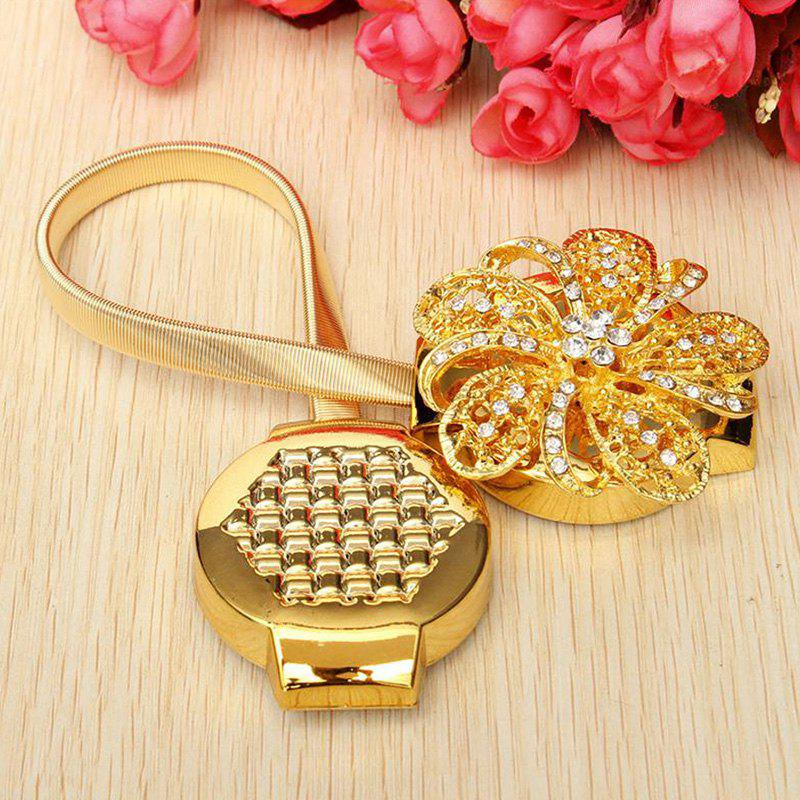 Hot Magnetic Strap Punch-free Jewelry Curtain Buckle