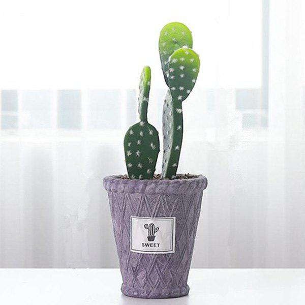 Sale Simulation Home Decoration Cactus Plant Pot