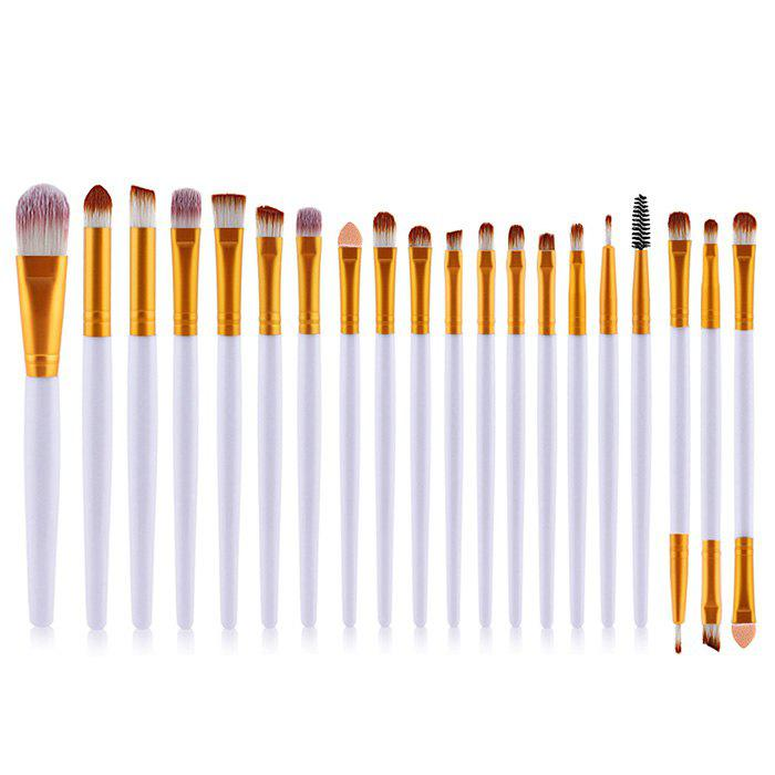 Trendy Makeup Brush Full Set Beauty Tools 20pcs