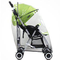 Universal Rain Cover Windproof Awning for Baby Stroller -