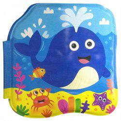 Children Cartoon Vocal Bath Book -