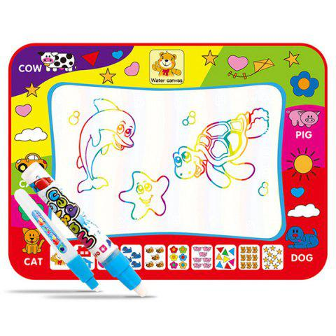Children Magic Water Canvas Colorful Writing Graffiti Blanket - from $21.99