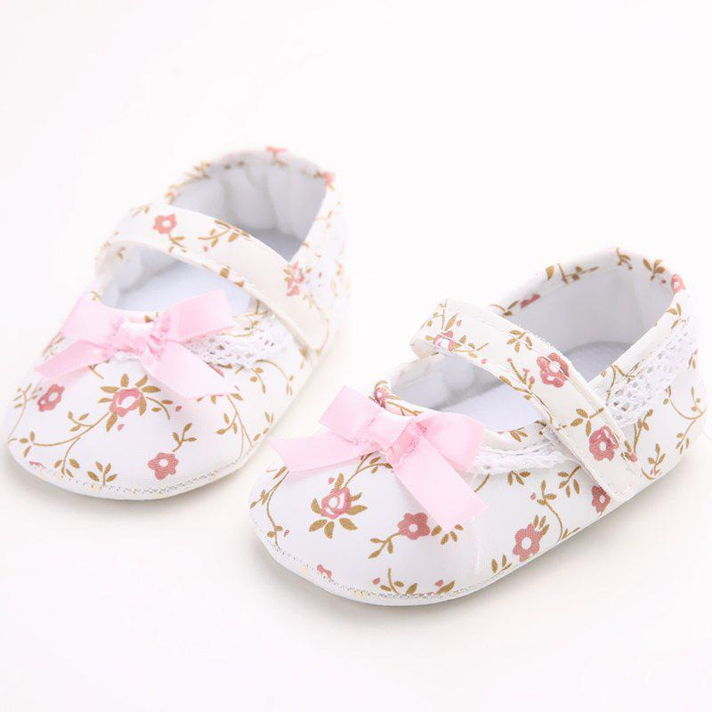 Hot C - 205 Baby Girl Princess Soft Bottom Toddler Shoes