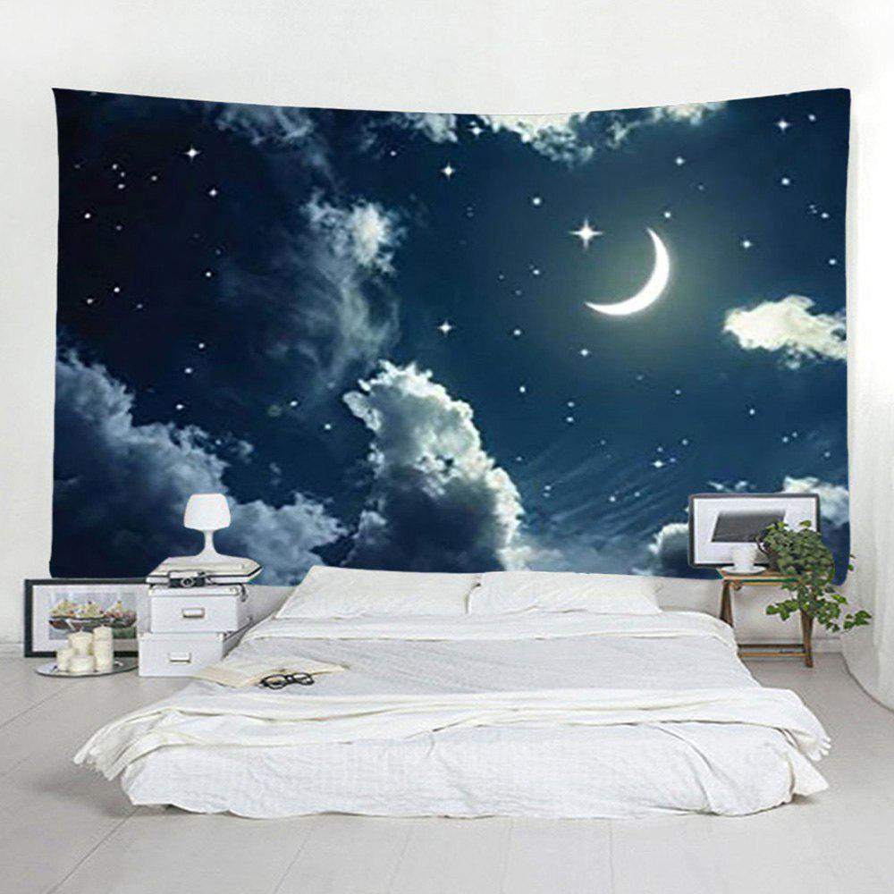 Online Moon Cloud Starry Tapestry Home Decoration