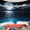 Moon Sea Star Tapestry Home Decoration -