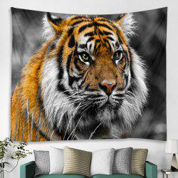 3D Digital Printed Living Room Background Wall Tapestry -
