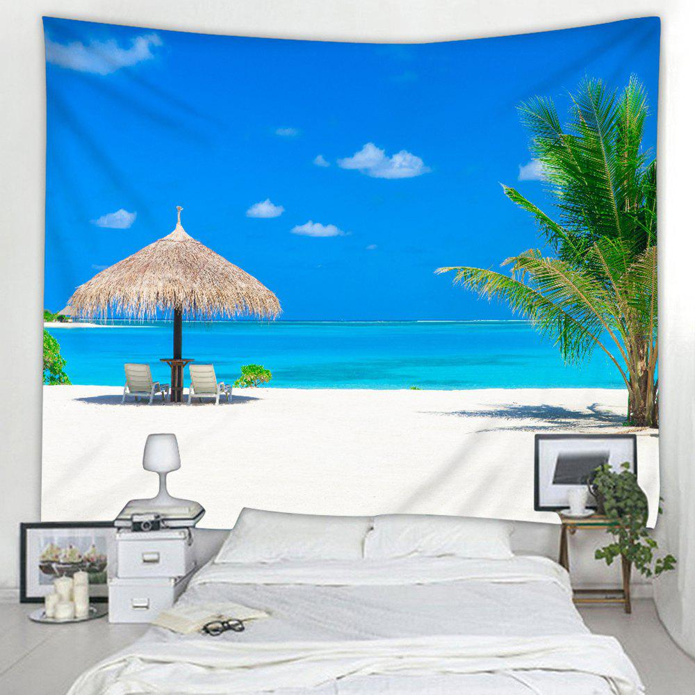 Cheap Beautiful Beach Wall Decoration Tapestry