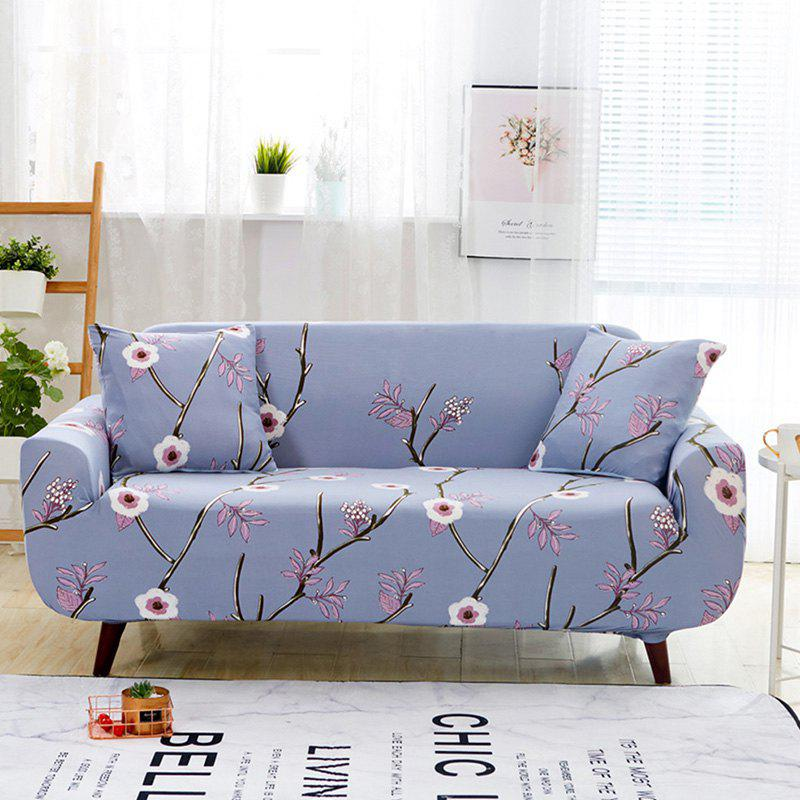 Pleasant 3741423 Plum Print Sofa Cover Gmtry Best Dining Table And Chair Ideas Images Gmtryco