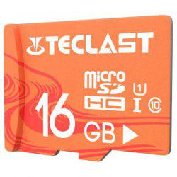 Teclast High Speed Large Capacity Waterproof Micro SD / TF Card UHS - 1 U1 -