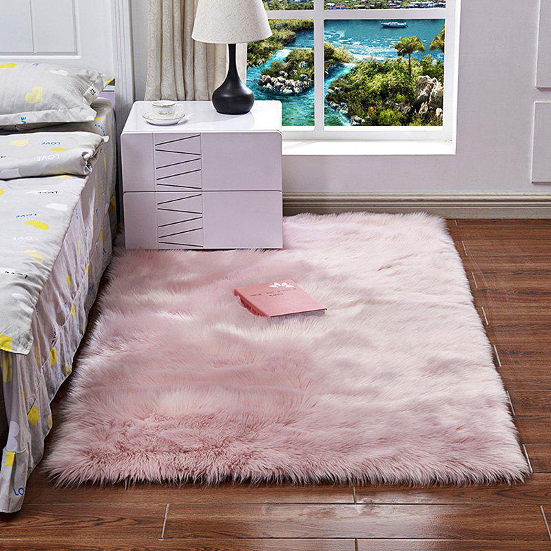 Outfit Bedroom Comfortable Rectangular Rug Carpet