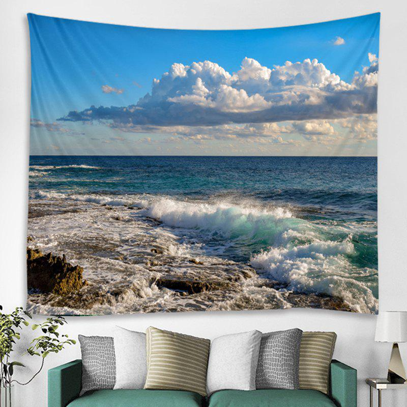 Store 3D Digital Printing Background Decoration Cloth Wall Tapestry