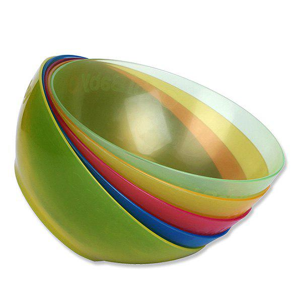 Hot Onbi baby BPA Color Rainbow Bowl 5PCS