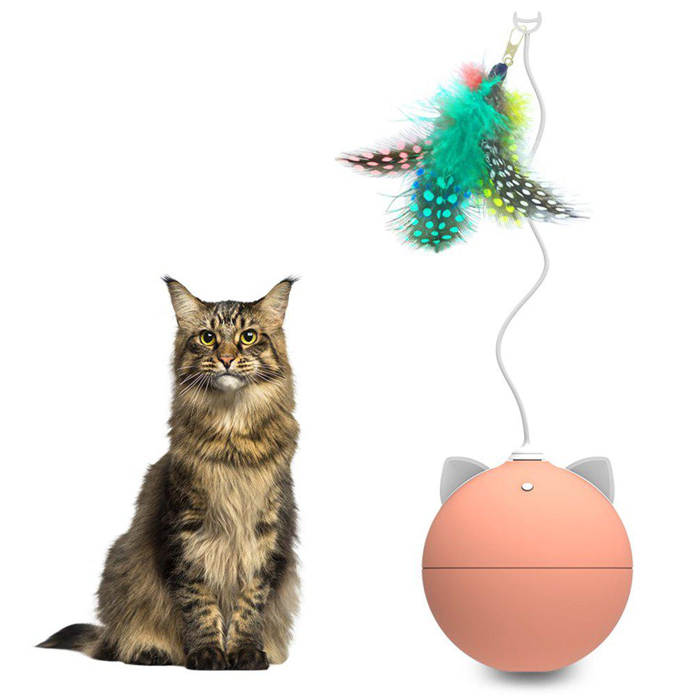 Chic BENTOPAL P02 Automatic Funny Cat Toy Feather Version