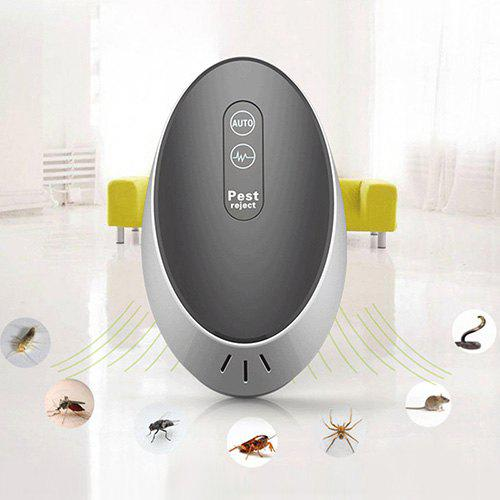 Shop HJS - 811 Ultrasonic Electronic Pest Repeller Insect Mosquito Dispeller Low Noise
