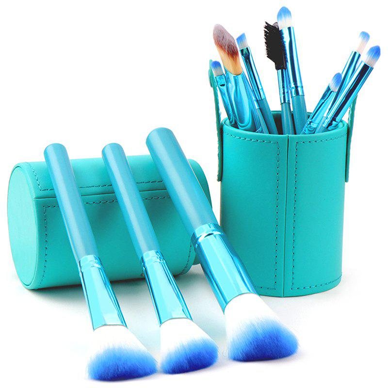Best Multifunctional Beauty Tools Makeup Brush Set 12pcs