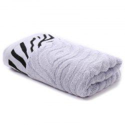Household Tiger Skin Pattern Bamboo Fiber Towel Absorbent Soft Adult Facial Bath Towels -