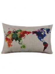 Color Printing Pillow Case -