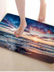 Sunrise Antislip Home Decor Caroset Bathroom Carpet