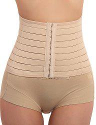 Steel Boned Waist Training Corset - COMPLEXION