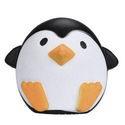 Cute Penguin Soft PU Foam Squishy Toy Stress Relief Product Relaxation Gift -