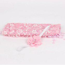 Newborn Maternity Silk Props Baby Photo Photography Quilt with Headband -