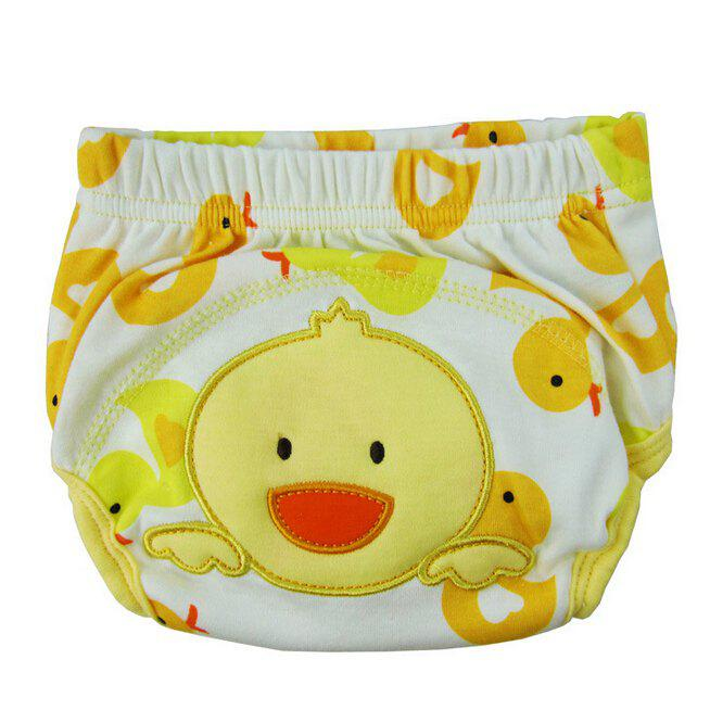 Latest Baby Cartoon Style Diaper Cotton Training Pants Cover