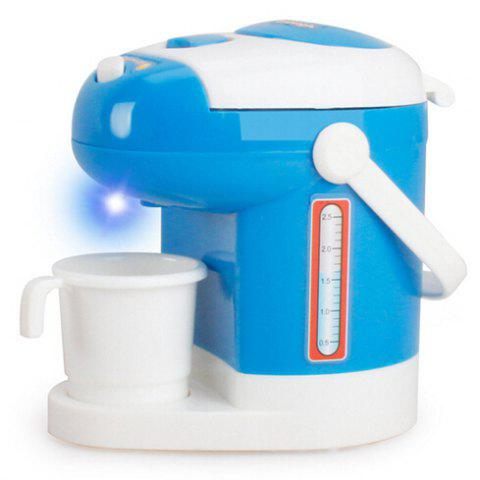 Mini Kitchen Plastic Sound Simulation Water Dispenser for Kids