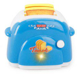 Mini Kitchen Plastic Sound Simulation Bread Maker for Kids -