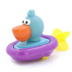 Baby Floating Boat Racing Bath Toy -