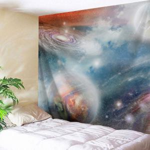 Dreamlike Galaxy Home Decoration Wall Tapestry - W71 Inch * L91 Inch