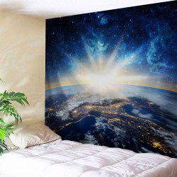 Universal Space Hanging Wall Blanket Tapestry
