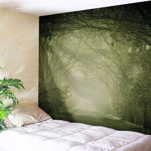 Mist Forest Fairyland Wall Hanging Tapestry