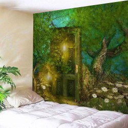 Fairy Forest Wall Hanging Home Decoration Tapestry