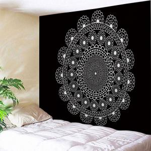 Wall Decor Polyester Fabric Mandala Tapestry
