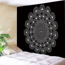Wall Decor Polyester Fabric Mandala Tapestry -