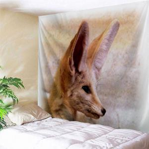 Fox Animal Decorative Tapestry Wall Hangings