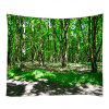 Sunshine Forest Print Tapestry Wall Hanging Art Decoration -