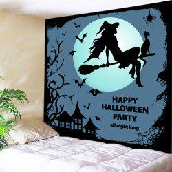 Halloween Party Night Print Tapestry Wall Hanging Art Decoration