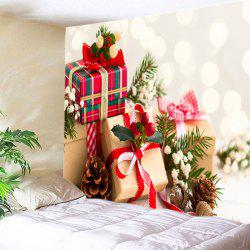 Christmas Gifts Print Tapestry Wall Hanging Art Decor -